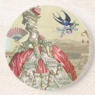 Souvenirs de Versailles Beverage Coaster