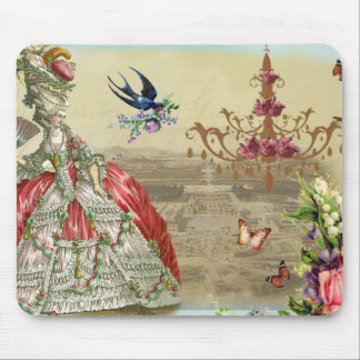 Souvenirs de Versailles Mouse Pad
