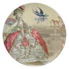 Souvenirs de Versailles Plate