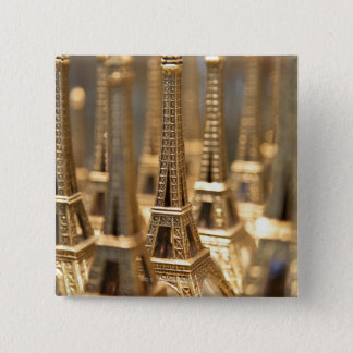 Souvenirs of Eiffel Tower 15 Cm Square Badge