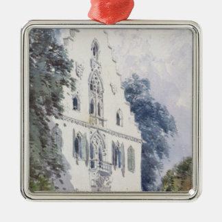Souvenirs of Rosenau Christmas Ornament