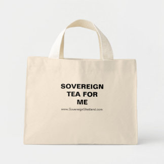 SOVEREIGN TEA FOR ME Bag