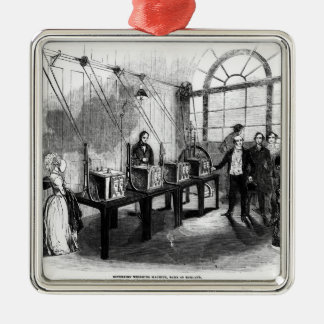 Sovereign Weighing Machine, Bank of England Christmas Ornament