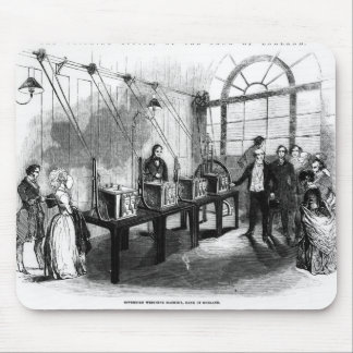 Sovereign Weighing Machine, Bank of England Mouse Mat