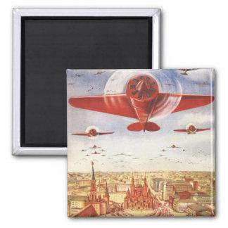 Soviet Aviation Magnet