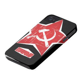Soviet Blackberry iPhone 4 Cases
