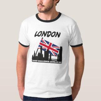 Soviet Challenge: Javelin 1980 LONDON T-Shirt