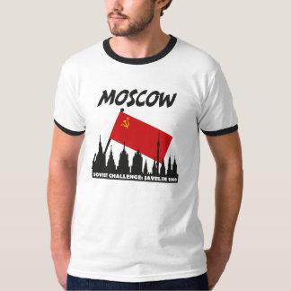 Soviet Challenge: Javelin 1980 MOSCOW T-Shirt