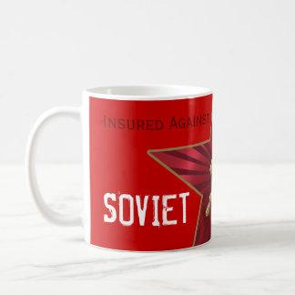 Soviet Cover Mug