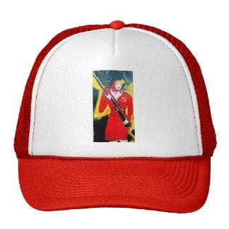 SOVIET DEFENSE TRUCKER HAT