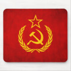 Soviet Flag Mousepad
