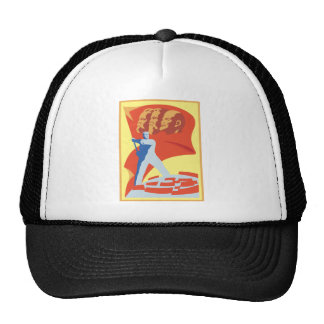 Soviet Mesh Hat