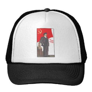 Soviet Mesh Hats