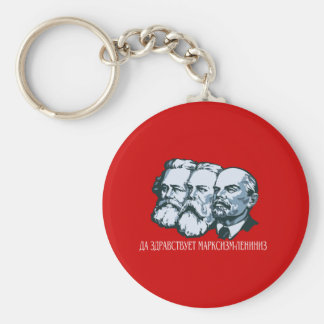 Soviet Key Ring