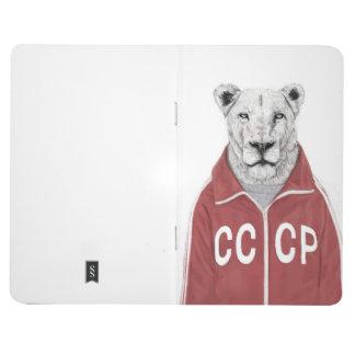 Soviet lion journals