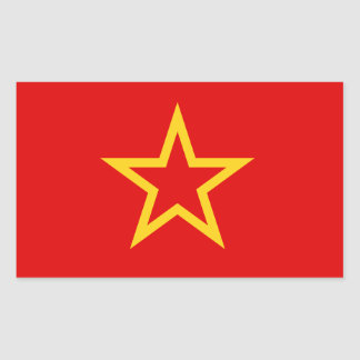 Soviet Red Army Flag Sticker