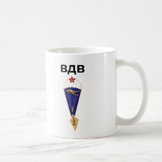 Soviet Russian Airborne Wings Coffee Mugs