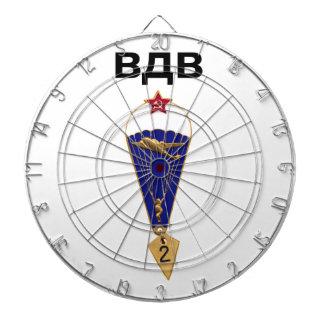 Soviet Russian Airborne Wings Dartboard