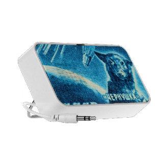 Soviet Space Dog Speaker System