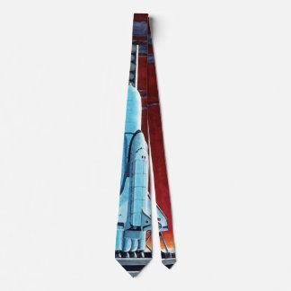 Soviet Space Shuttle Tie