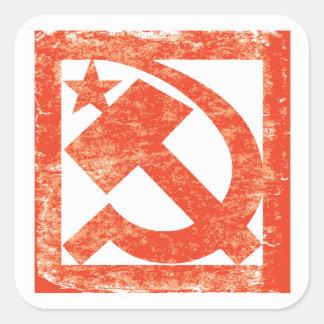Soviet Symbol Stickers