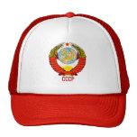 Soviet Union Emblem with CCCP Cap