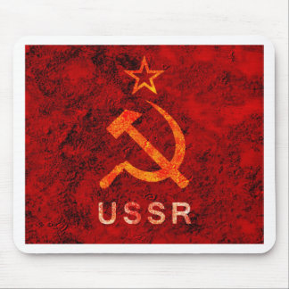 Soviet Union Mouse Mat