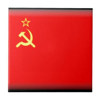 Soviet Union Tile
