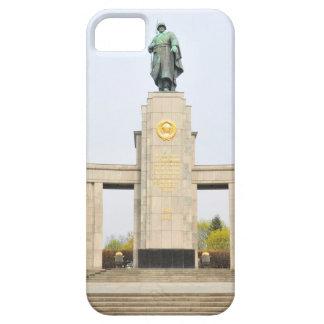 Soviet War Memorial in Berlin, Germany iPhone 5 Case
