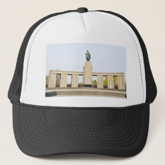 Soviet War Memorial in Berlin, Germany Trucker Hat