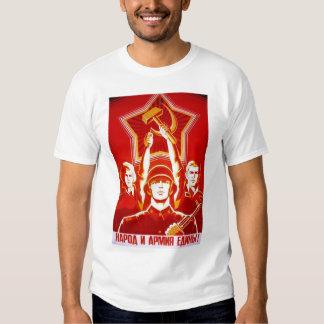 Soviet WW1 Propaganda Tshirt