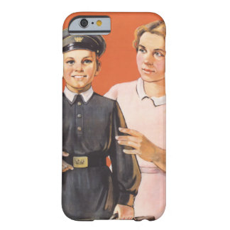 Soviets Barely There iPhone 6 Case