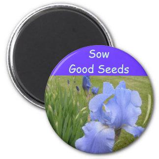 Sow Good Seeds magnet