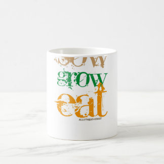 sow grow eat coffee mug