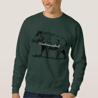 Sow hunter pullover sweatshirts