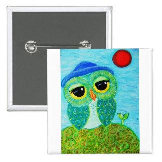 Sower Of Dreams 15 Cm Square Badge