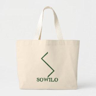 Sowilo Jumbo Tote Bag