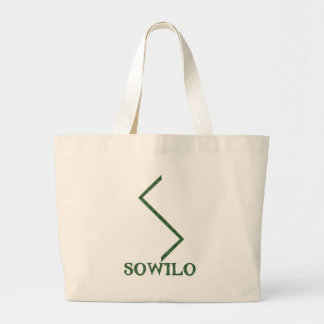 Sowilo Large Tote Bag