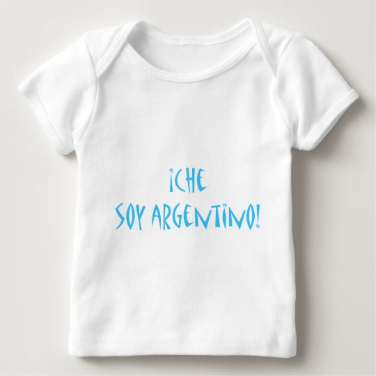 Soy Argentino! Baby T-Shirt