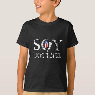 Soy Boricua Pride T-Shirt