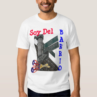 Soy Del Barrio Shirt