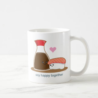 Soy Happy Together Coffee Mug