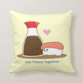 Soy Happy Together Cushion