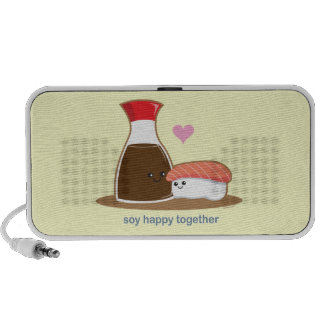 Soy Happy Together iPod Speaker