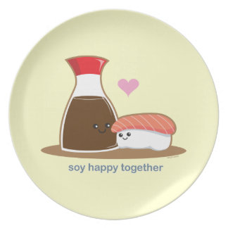 Soy Happy Together Plate