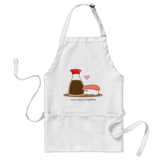 Soy Happy Together Standard Apron