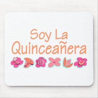 Soy La Quinceanera Mouse Pad