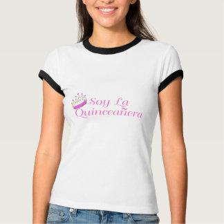 Soy La Quinceanera Shirt