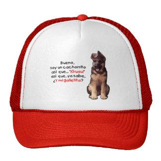 Soy un cachorrito cap