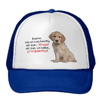 Soy un cachorrito trucker hat